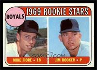 Mike Fiore, Jim Rooker [NM]