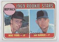 Mike Fiore, Jim Rooker [GoodtoVG‑EX]
