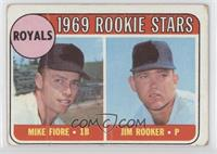 Mike Fiore, Jim Rooker [Poor to Fair]