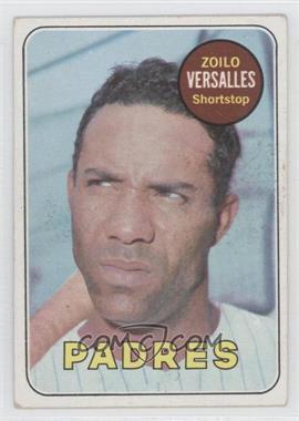 1969 Topps #38 - Zoilo Versalles [GoodtoVG‑EX]