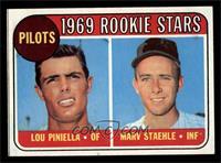 Lou Piniella, Marv Staehle [EXMT]