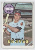Tito Francona [Good to VG‑EX]