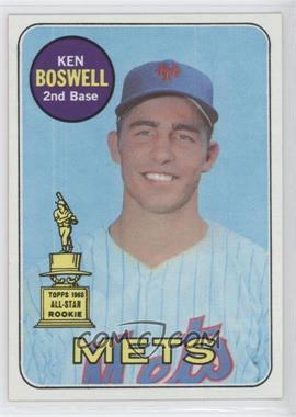 1969 Topps #402 - Ken Boswell