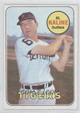 1969 Topps #410 - Al Kaline