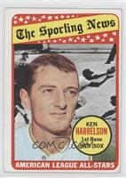 Ken Harrelson [Good to VG‑EX]