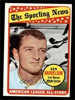 Ken Harrelson [EX MT]
