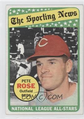 1969 Topps #424 - Pete Rose