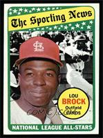 Lou Brock [NM]
