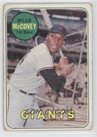 Willie McCovey (Yellow Last Name) [Poor to Fair]