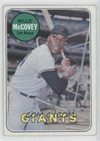 Willie McCovey (White Last Name) [Good to VG‑EX]
