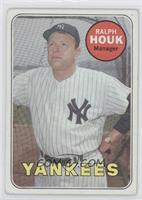 Ralph Houk (White Last Name) [Good to VG‑EX]