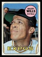 Maury Wills [NM]