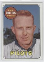 Rich Rollins (Yellow First Name and Position) [Good to VG‑EX]