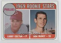 Larry Colton, Don Money