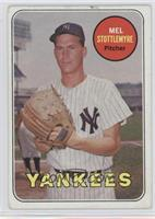 Mel Stottlemyre (last name in yellow) [Good to VG‑EX]