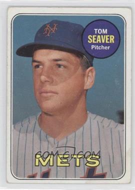 1969 Topps #480 - Tom Seaver [GoodtoVG‑EX]