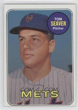 1969 Topps #480 - Tom Seaver