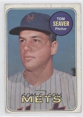 1969 Topps #480 - Tom Seaver [Good to VG‑EX]