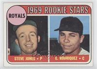 Steve Jones, Ellie Rodriguez