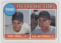 Jerry Crider, George Mitterwald [GoodtoVG‑EX]