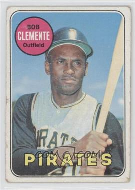 1969 Topps #50 - Roberto Clemente [Good to VG‑EX]