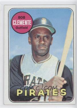1969 Topps #50 - Roberto Clemente
