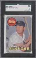 Mickey Mantle (Last Name in Yellow) [SGC60]