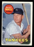 Mickey Mantle (Last Name in Yellow) [VGEX]