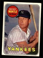 Mickey Mantle (Last Name in Yellow) [VG]