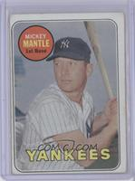Mickey Mantle (Last Name in Yellow) [GoodtoVG‑EX]
