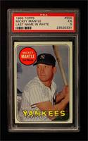 Mickey Mantle (Last Name in White) [PSA 5]