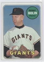 Bobby Bolin