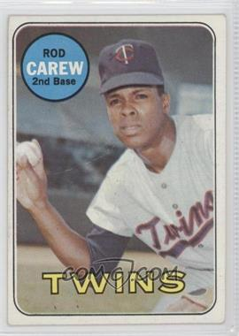 1969 Topps #510 - Rod Carew
