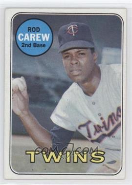 1969 Topps #510 - Rod Carew
