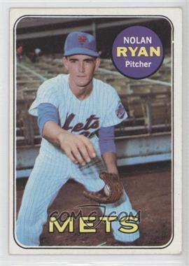 1969 Topps #533 - Nolan Ryan [GoodtoVG‑EX]