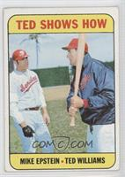 Mike Epstein, Ted Williams [Good to VG‑EX]