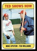 Mike Epstein, Ted Williams [NM]
