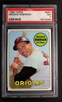 Brooks Robinson [PSA 7]