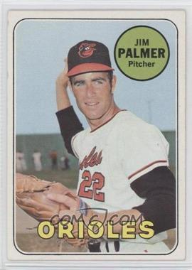 1969 Topps #573 - Jim Palmer