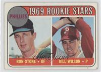 Ron Stone, Bill Wilson [GoodtoVG‑EX]
