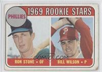Ron Stone, Bill Wilson