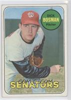 Dick Bosman [Good to VG‑EX]