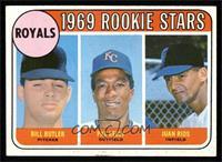Bill Butler, Pat Kelly, Juan Rios [EX]