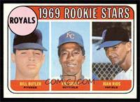 Bill Butler, Pat Kelly, Juan Rios [NM]