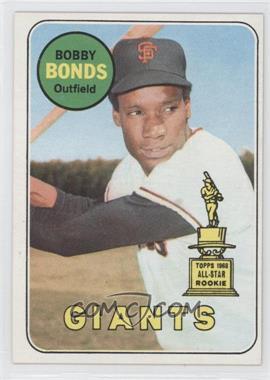 1969 Topps #630 - Bobby Bonds
