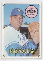 Jon Warden