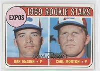 Dan McGinn, Carl Morton