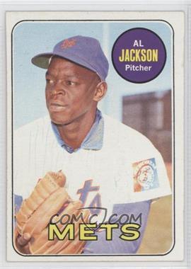 1969 Topps #649 - Al Jackson [GoodtoVG‑EX]