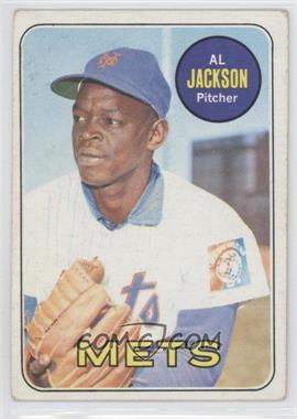 1969 Topps #649 - Al Jackson [Good to VG‑EX]