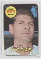 Dick Radatz [GoodtoVG‑EX]